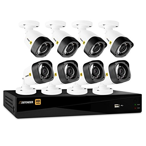 Defender Channel Security System Cameras product image