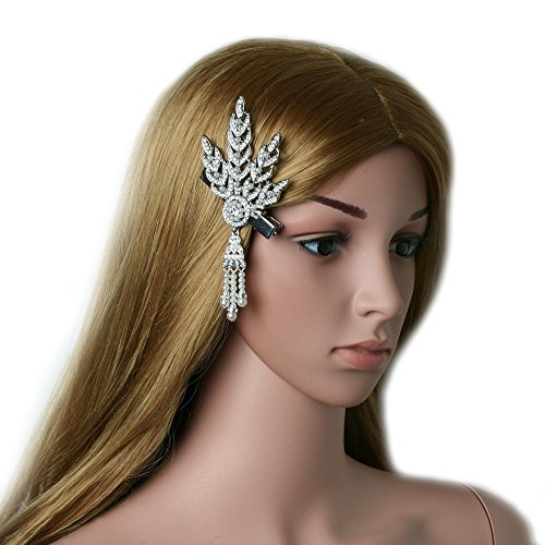 Cougars Inspired Austrian Headpiece Headband product image