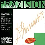 Thomastik-Infeld 152W Mandolin (By Two) Steel Core, Chrome Flat Wound D, Weich (Light)