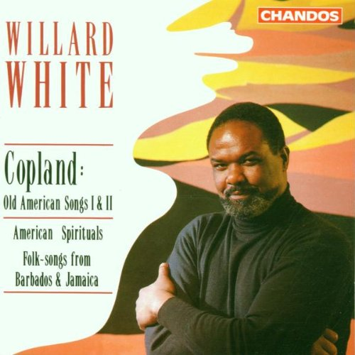 Copland: Old American Songs 1 & 2 / American Spirituals: Folk-songs from Barbados & Jamaica (American Music Chamber)
