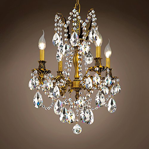 (Joshua Marshal 701578-042 - Traditional Versailles 4 Light 17