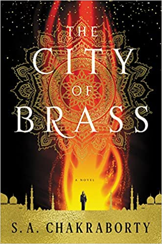 Image result for city of brass sa chakraborty""