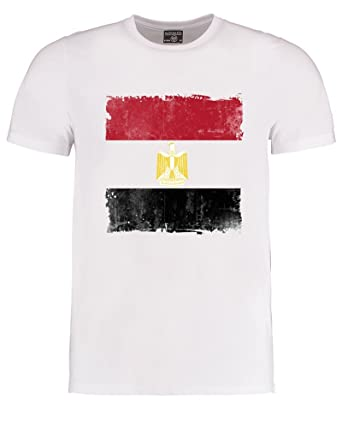 Egyptian Flag Egypt National Pride Country Symbol Youth T Shirt