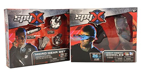 SpyX Spyx Goggles and Gear product image