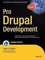 Pro Drupal Development, 2nd Edition