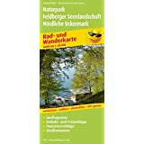 Naturpark Feldberger Seenlandschaft - Nördliche Uckermark: Rad- und Wanderkarte mit Ausflugszielen, Einkehr- & Freizeittipps, Straßennamen, ... 1:60000 (Rad- und Wanderkarte / RuWK)