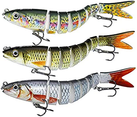 larruping Pescar Señuelos para bajo Cebo Artificial de ...
