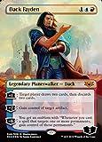 Magic: The Gathering - Dack Fayden - Ravnica Allegiance - Mythic Edition