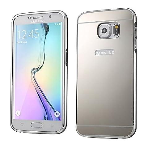 Wkae Caso y Cubierta para Samsung Galaxy S6 EDGE/G925 Push ...