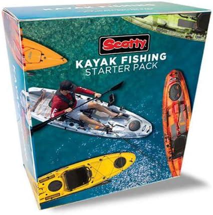 Kayak Fishing Starter Pack, Multi, One Size