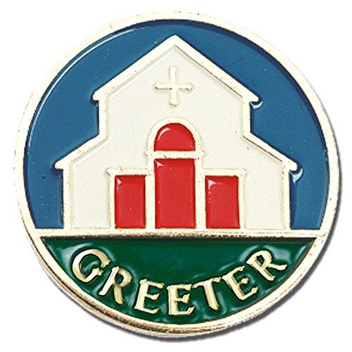 Greeter Pin (Greeter Pin)