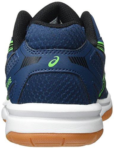 Asics Gel-Flare 5 Gs, Zapatillas de Running para Asfalto Unisex Niños Azul (Slate)