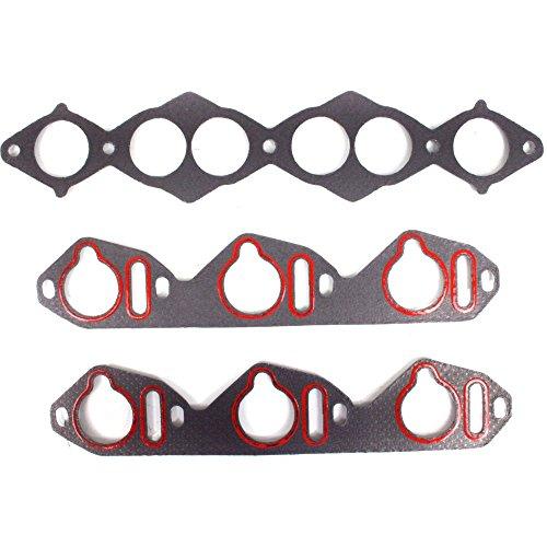 Intake Manifold Gasket for Nissan Pathfinder 96-00 / Xterra 00-04 Set Upper Set (Nissan Xterra Intake)