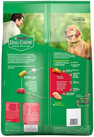 Dog Chow comida para Perros Adultos Medianos y Grandes con Extralife 7.5kg 3