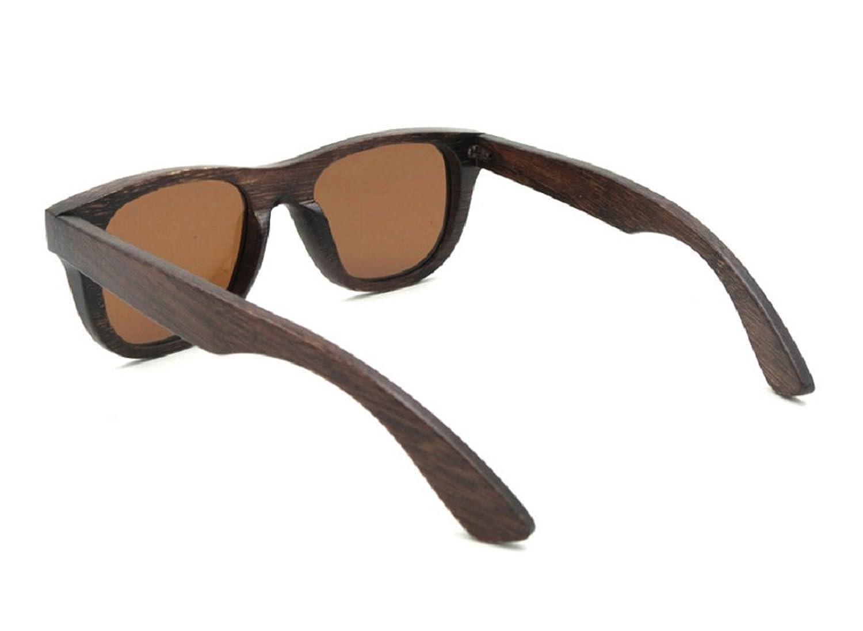 Horizon Bamboo Sunglasses Polarized