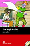 The The Magic Barber: The Magic Barber - With Audio CD Starter