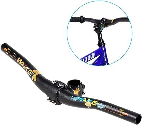 Explopur Manillar de Bicicleta - 31.8Mm Juego de Manillar de ...