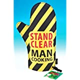 Boxer Gifts Stand Clear Man Cooking Manique
