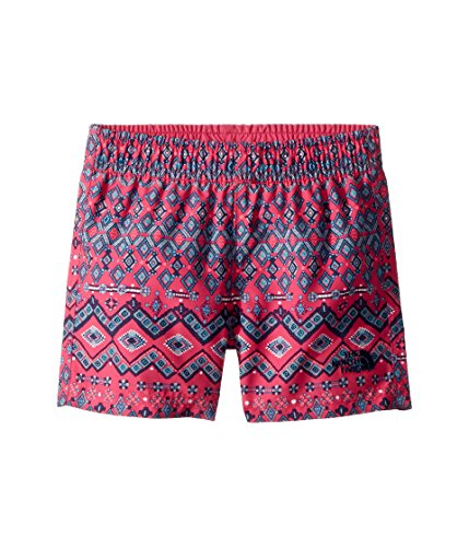 Hike/Water Short - Petticoat Pink Medallion Print - 5T (Todd Water)