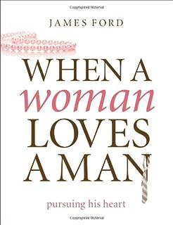 A Book When Woman Loves Man A