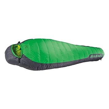 SALEWA Spice 2 SB Saco de Dormir, Unisex, Verde (Eucalyptus), Talla Única: Amazon.es: Deportes y aire libre