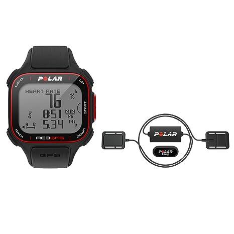 Polar -Pulsómetro de entrenamiento Equine RC3 GPS Redding: Amazon.es ...