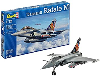 Revell- Maqueta Dassault Aviation Rafale M, Kit Modello ...
