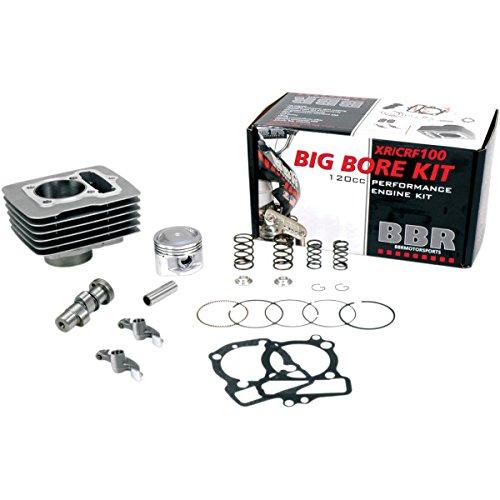 BBRモータースポーツ BBR Motorsports エンジンキット ビッグボア 120cc 81年-14年 XR100、XRF100 0903-0112 411-HXR-1001   B01M9C2V1K