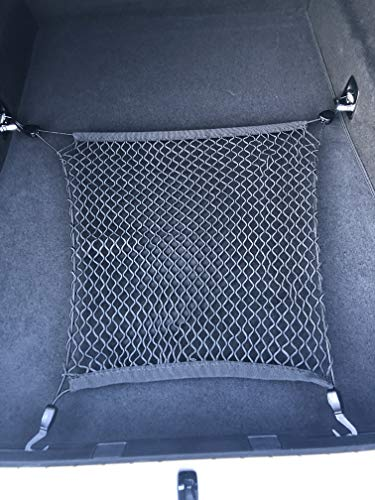 Floor Style Trunk Cargo Net for BMW 740 745 760 760 7 Series