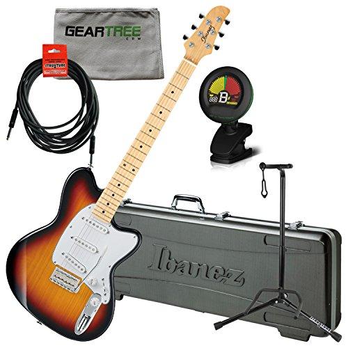 Ibanez tm1730mtfb Talman Prestige tri-fade ráfaga guitarra ...