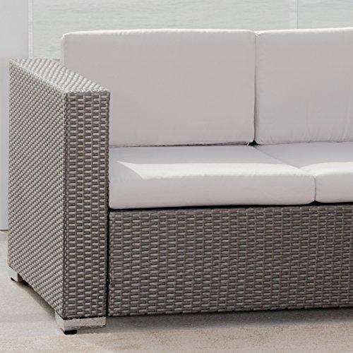 Denise austin patio furniture capulet outdoor 4 piece for Outdoor furniture austin