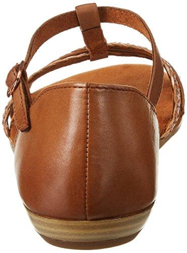 Tamaris Ladies 28137 T-clasp Brown (cognac / Copper 335)