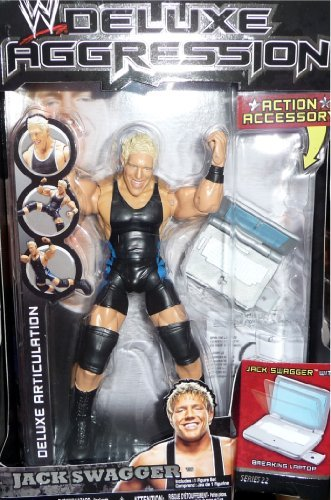 EDGE W / SPINSHOT LADDER ACCESSORY - WWE RUMBLERS TOY WRESTLING ACTION FIGURE by WWE