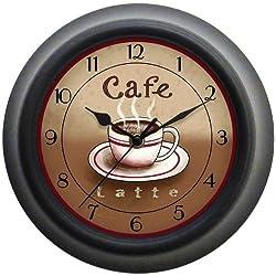 Lacrosse Technology 9 Coffee Wall Clock 20898