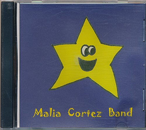 Malia Cortez Band : Songs- Memory Lane; Glass of Champagne; False Pretenses; Picture of a Crucifix ( 1999 Music - Wilkie Glasses