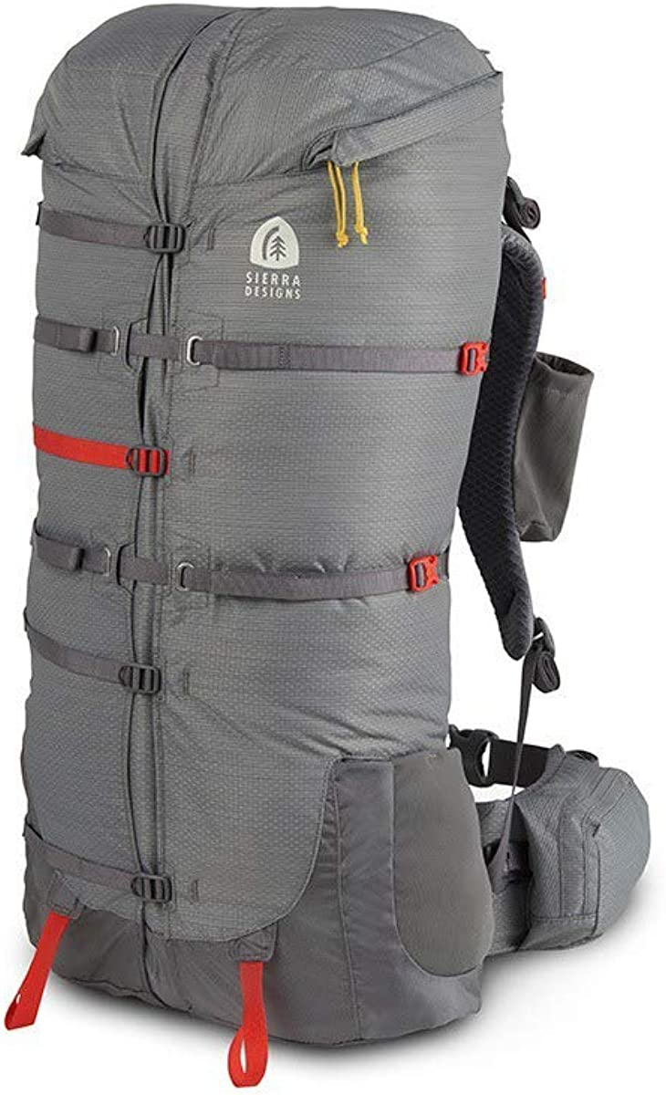 Sierra Designs Flex Capacitor 40-60L Hiking Backpack – S M