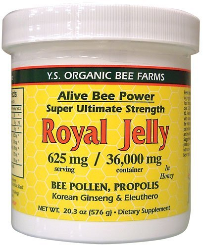 nature bee royal jelly - 3