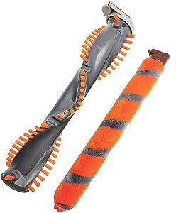 Jorllina Roller Brush for Shark DuoClean-NV800 NV800W NV801 NV801Q NV803 UV810 HV380 HV381 HV382 HV384 Replacement Parts Brushroll