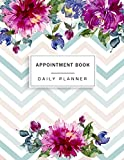 Appointment Book: Floral Watercolor, Appointment