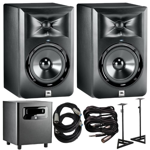JBL Powered Studio Monitors Stands product image