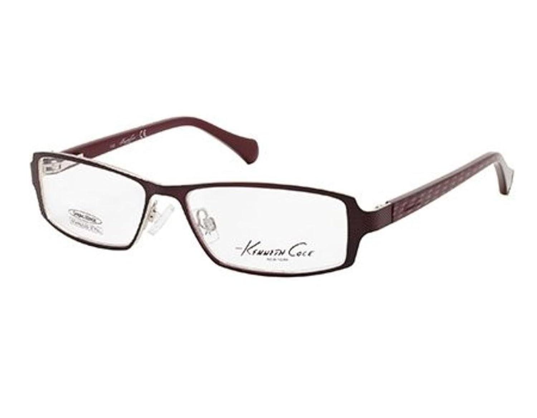 59bc2f86c6 KENNETH COLE NEW YORK Montura gafas de ver KC0188 071 Burdeos 52MM 70% OFF