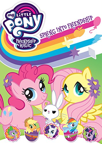 DVD : My Little Pony Friendship Is Magic: Spring Into Friendship (Widescreen)