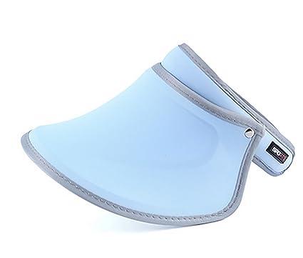 fc3075d70 Amazon.com: Sun Visor UV Protection Hat Simplicity Women's UPF 50+ ...