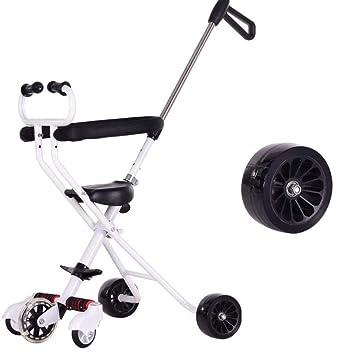 Doblar Portátil Pedal del cochecito de bebé Cochecitos Carro ...