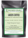 Green Coffee - 50% Chlorogenic Acid - Natural Robusta Bean Fruit Extract Powder (Coffea robusta), 25 lb