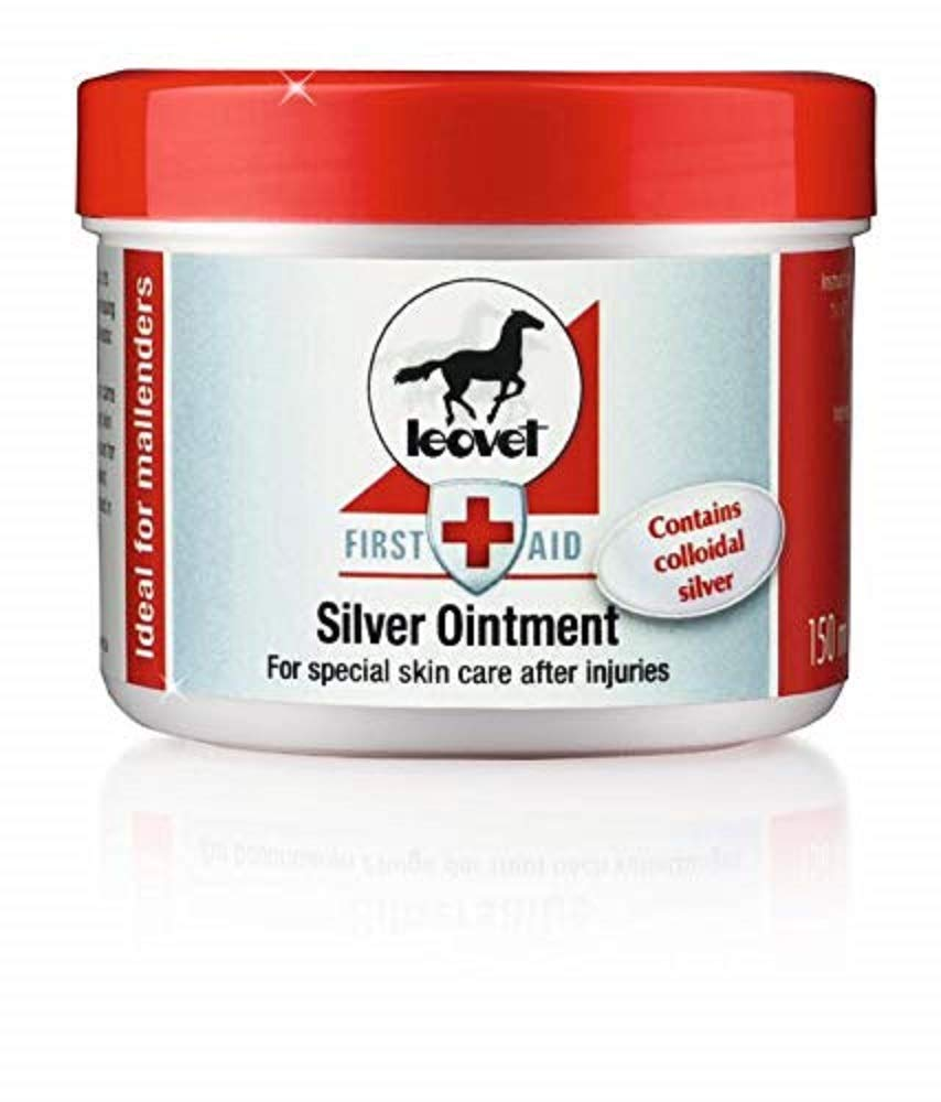 Leovet Signature Silver Ointment - 150 Ml - Clear, Unisex