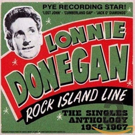 Amazon | Rock Island Line | Donegan, Lonnie | ポップス | 音楽