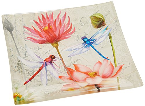 Paperproducts Design Zanzibar Dragonfly Square