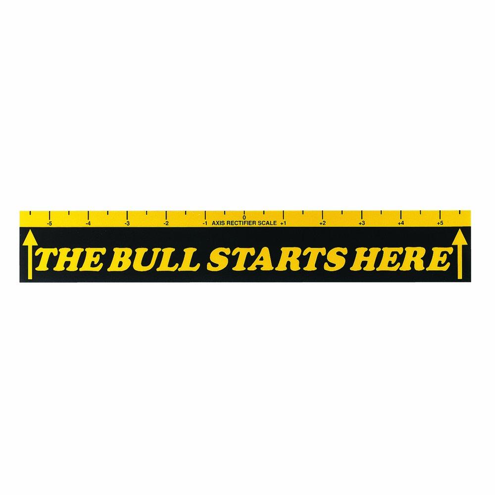Unicorn Darts Throw Line Dart Starting Line Sticker w// Free Shipping