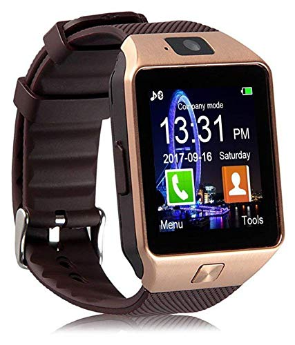 AE AMANNA Bluetooth, Sim Card 4G Supported Smartwatch for Boys and Girls (Multicolour)